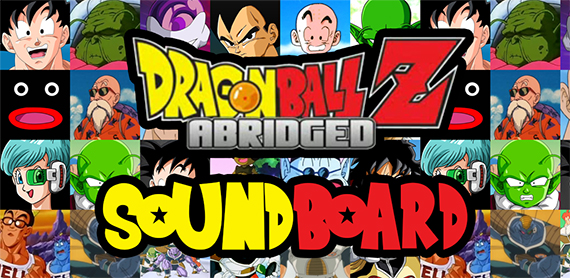DBZ Abridged Soundboard