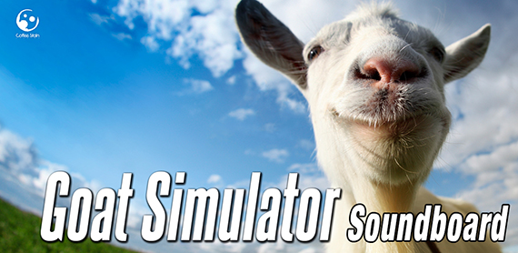 Goat Simulator Soundboard